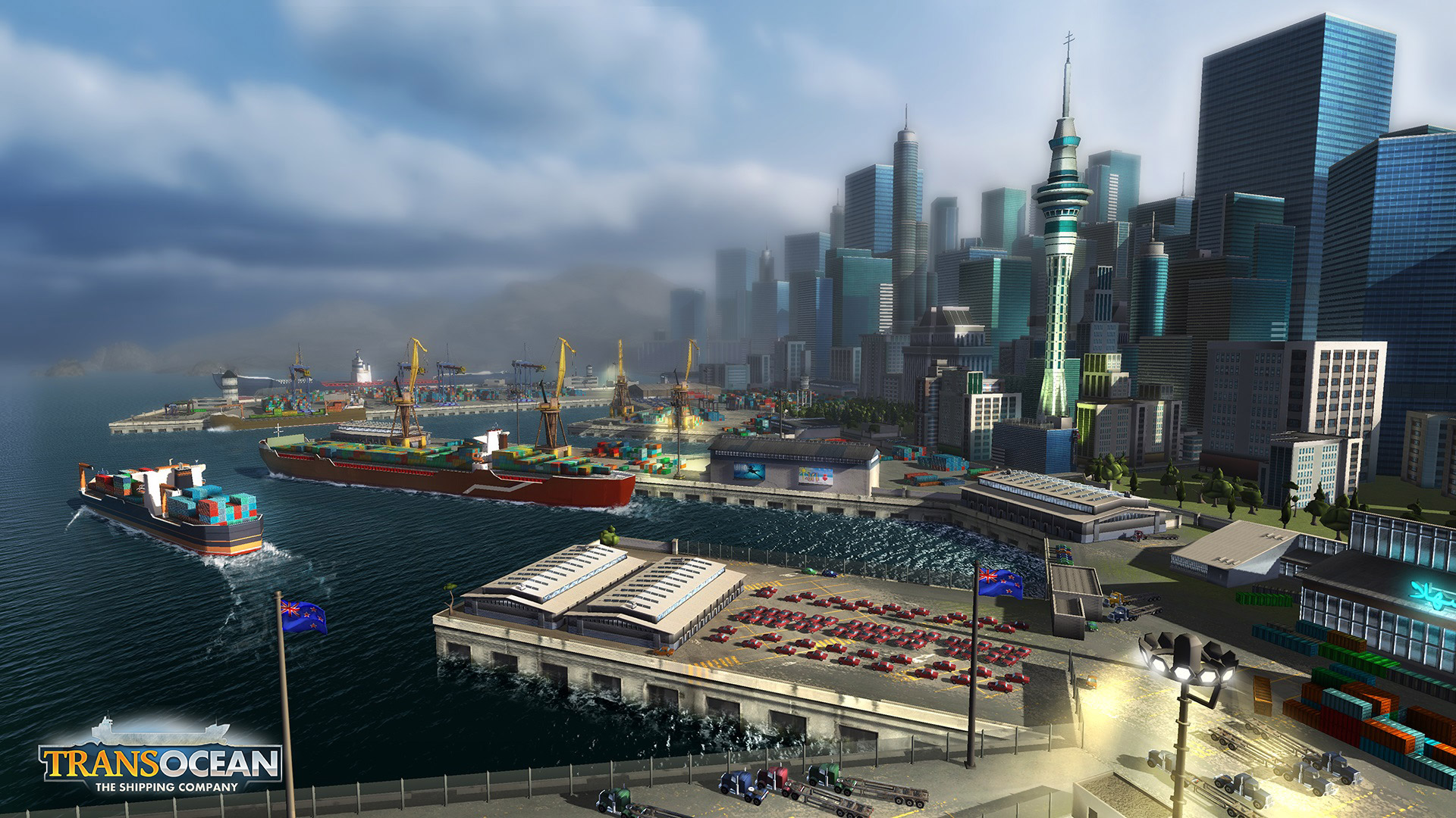TransOcean: The Shipping Company - Screenshot 05