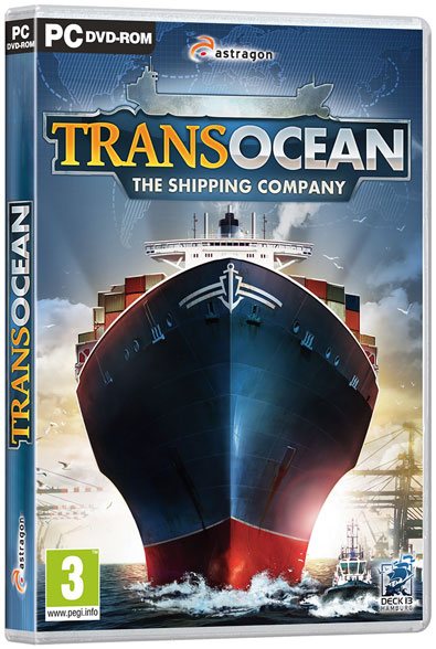 DVD - TransOcean: The Shipping Company